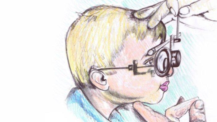 prevenzione oculistica bambini